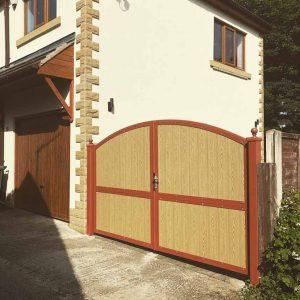 sandalwood composite gates wakefield
